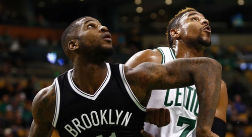 Thomas Robinson is a candidate for Celtics' 15th roster spot