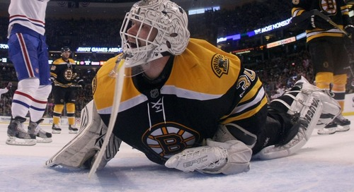 Reprise Public Skate: Bruins v. Canadiens ECQF Game #2