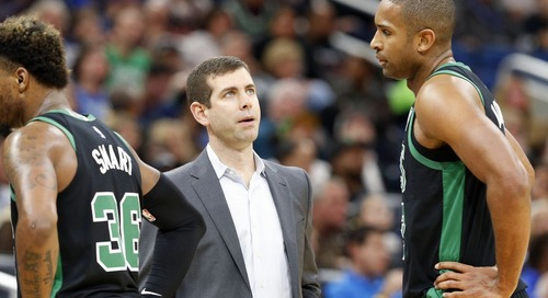Horford not immune to shifting roles
