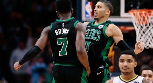 The Celtics' future is now