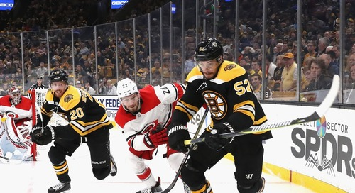 Bruins release their preseason schedule