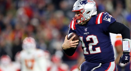 New England Patriots links 1/21/20 - Pats may feel the need, the need for speed.