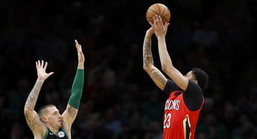 Rich Paul warns Celtics against trading for Anthony Davis