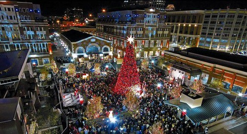 Atlanta dubbed best place in nation to celebrate Christmas. Because... generosity?