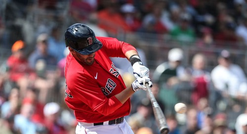 One Big Question: Can J.D. Martinez rebound against righties?