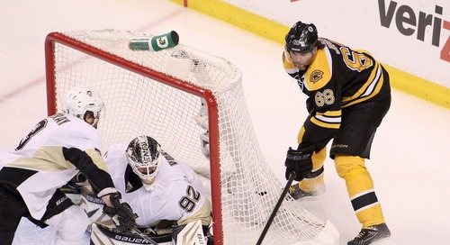 Public Skate: Bruins vs. Penguins