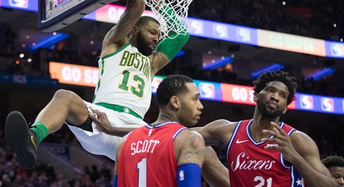 Preview: Boston Celtics at Philadelphia 76ers