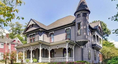 At $1.15M, unbelievably detailed Victorian in Grant Park declared among Atlanta's finest