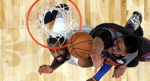 Above the game: trading for Anthony Davis means partnering with Klutch, too