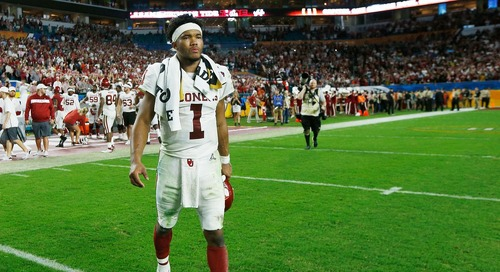 MLB Roundup 1/15: Kyler Murray officially declares for the NFL draft