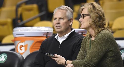 Danny Ainge: Celtics are inconsistent
