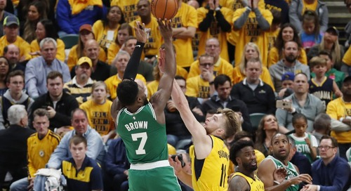 Jaylen Brown's breakout performance a great sign for Celtics