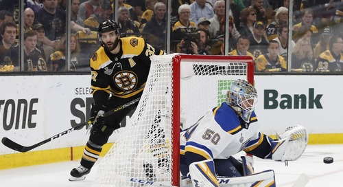 The Final Coverage: Game 7, St. Louis Blues and Boston Bruins