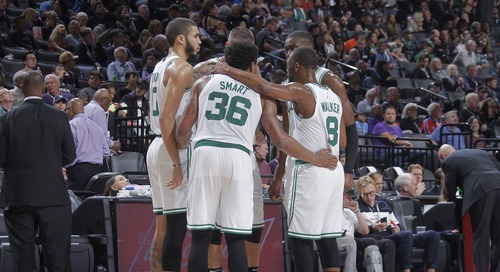 Exploring the Celtics ultimate small ball Lineup