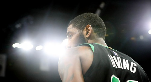 Kyrie Irving highlights Boston's lack of experience after loss to Orlando; wants more from young teammates