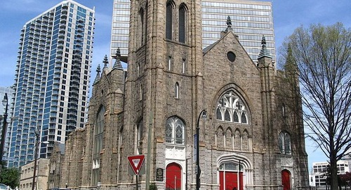 Peachtree Street church to developers: Come build affordable housing on our 1.8 acres