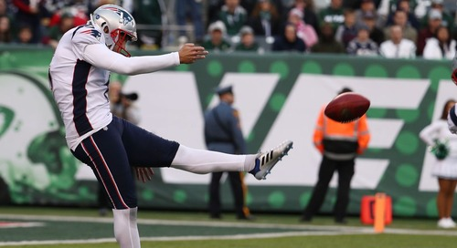 Patriots training camp competitions to watch: Punter