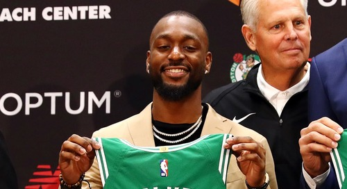 Kemba Walker ready for 'new chapter' with Celtics