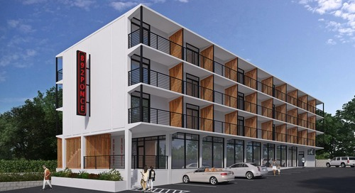 1960s apartments on Ponce primed for renovations, new rooftop deck