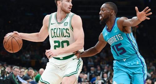 Game thread: Boston Celtics vs. Charlotte Hornets