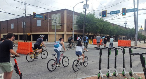 Longest route in Atlanta Streets Alive history broke attendance record, officials say