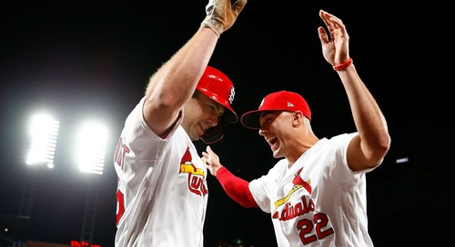 MLB Playoff Picture Update: Cardinals take first game of big series