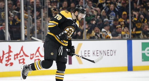Bruins sign Jeremy Lauzon to a two-year contract extension