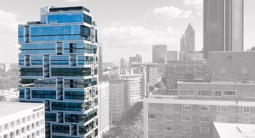 Midtown's lilli high-rise, already a Peachtree landmark, changes hands