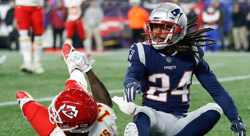 Stephon Gilmore named to Pro Football Writers' 2018 All-NFL team