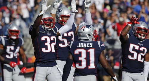 POLL: How would you grade the Patriots defense at the bye week?