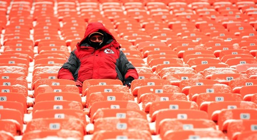 Patriots vs Chiefs: Forecasts project historically cold AFC title game