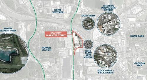 Developers scoop up 15 acres, plot mixed-use project near Beltline, Westside park