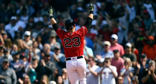 Red Sox 4, Astros 3: Successfully avoiding the sweep