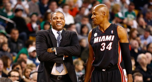 Doc Rivers blames himself for not making Ray Allen amends