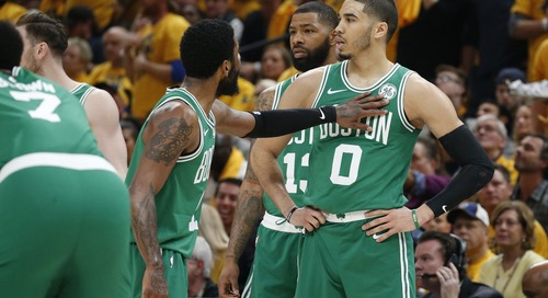 To walk and chew gum: Can the Boston Celtics build along multiple timelines?