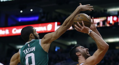 Kemba Walker: 'Defensively we stepped up' against Phoenix Suns