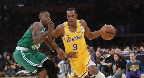 A ramble on Rajon Rondo, leadership, and rooting for divisive athletes