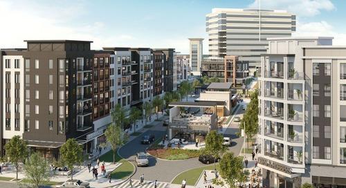 Renderings: Perimeter's $2B High Street project files paperwork to break ground