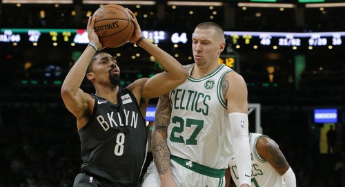 Preview: Boston Celtics at Brooklyn Nets  Game #43