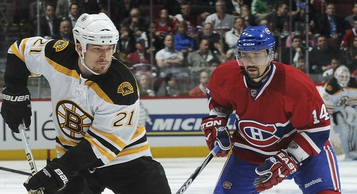Reprise Public Skate: Bruins v. Canadiens ECQF Game #6 and Bruins v. Hurricanes