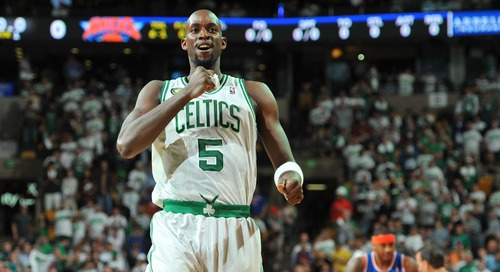 Report: Kevin Garnett to be inducted into Hall of Fame