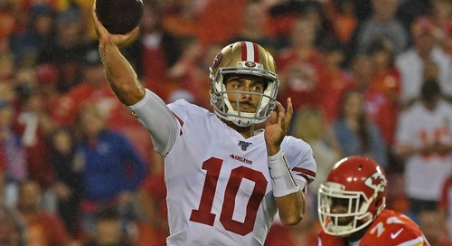 Patriots still made the right decision when they traded Jimmy Garoppolo