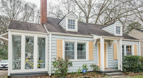 With perky Cape Cod stylings, bungalow near Beltline's Westside Trail summons $275K