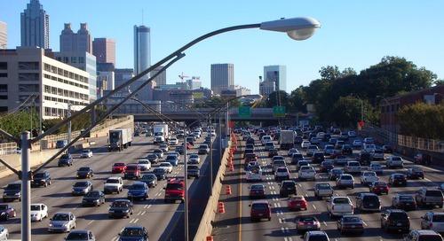 Atlanta ranks No. 4 for most aggressive drivers