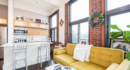Tiny South Boston loft asks $420,000