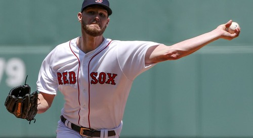Red Sox vs. Blue Jays lineup: As Chris Sale goes, so go the Sox