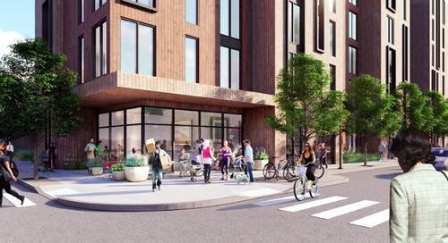 Eastie apartment project on Bremen Street advances