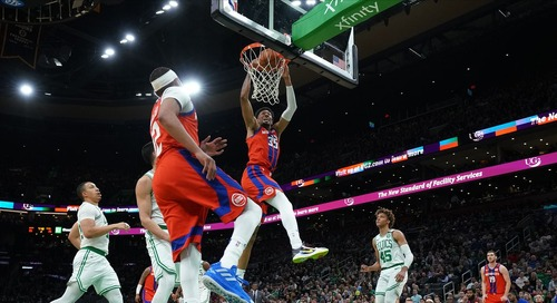 Detroit has their way with Boston: 10 Takeaways from Celtics/Pistons