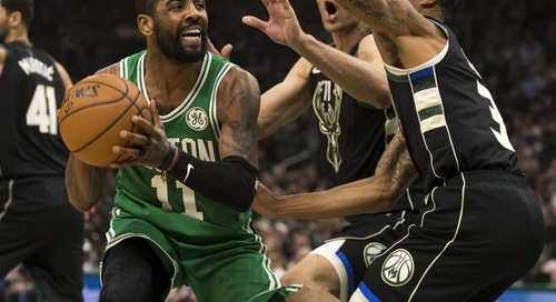 Celtics fall to Bucks 98-97