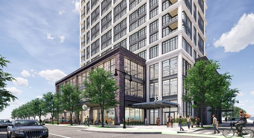 South Boston project with 265 apartments advances